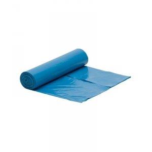Worek niebieski na śmieci PREMIUM LDPE 120 L/rolka 25 szt