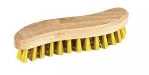 Szczotka drewniana ręczna do szorowania S