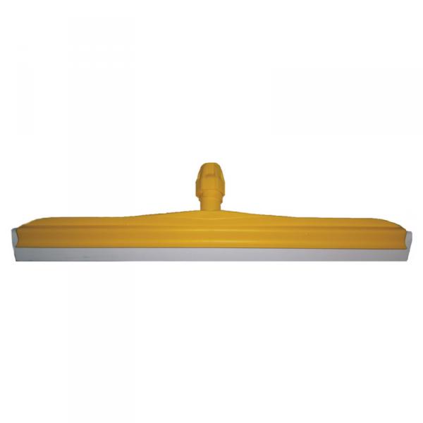 Ściągacz plastikowy 55cm żółty
