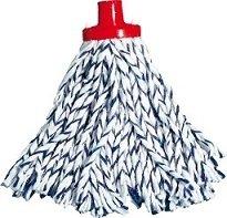 Mop sznurkowy bawełniany zebra 270g