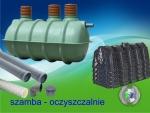 Przydomowa oczyszczalnia ścieków 3000L T 5G