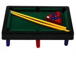 1698 MINI STÓŁ BILARDOWY BILARD+Akcesoria Snooker Gra