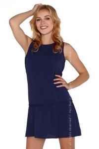 Nixolna Navy Blue sukienka