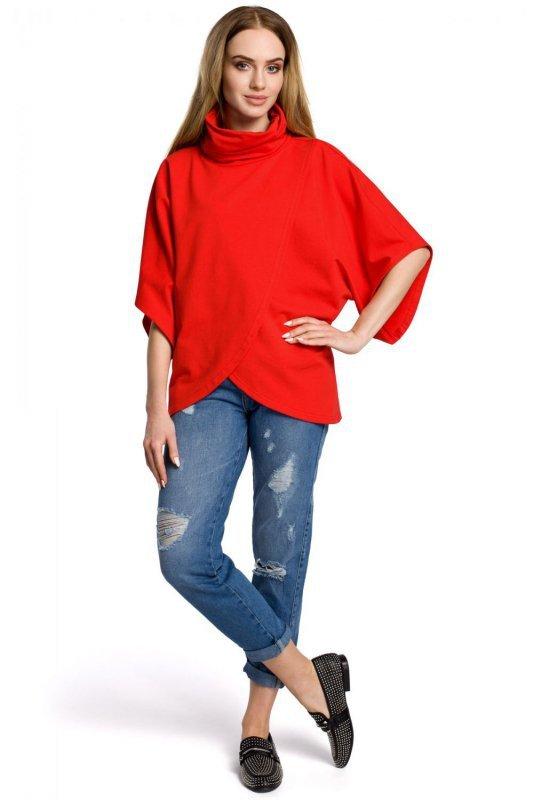 M372 Bluzka czerwona