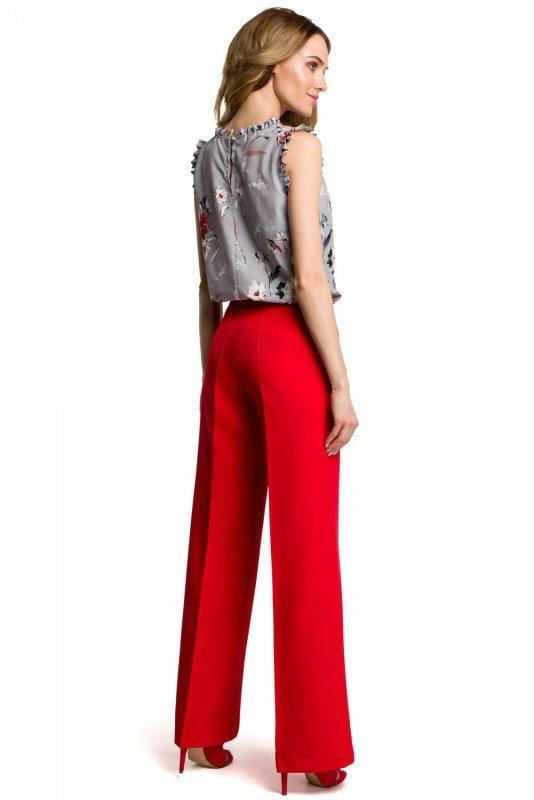 M378 Spodnie czerwone