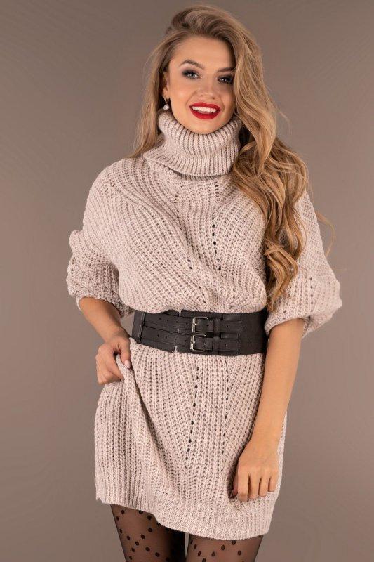 Joriana Beige sweter