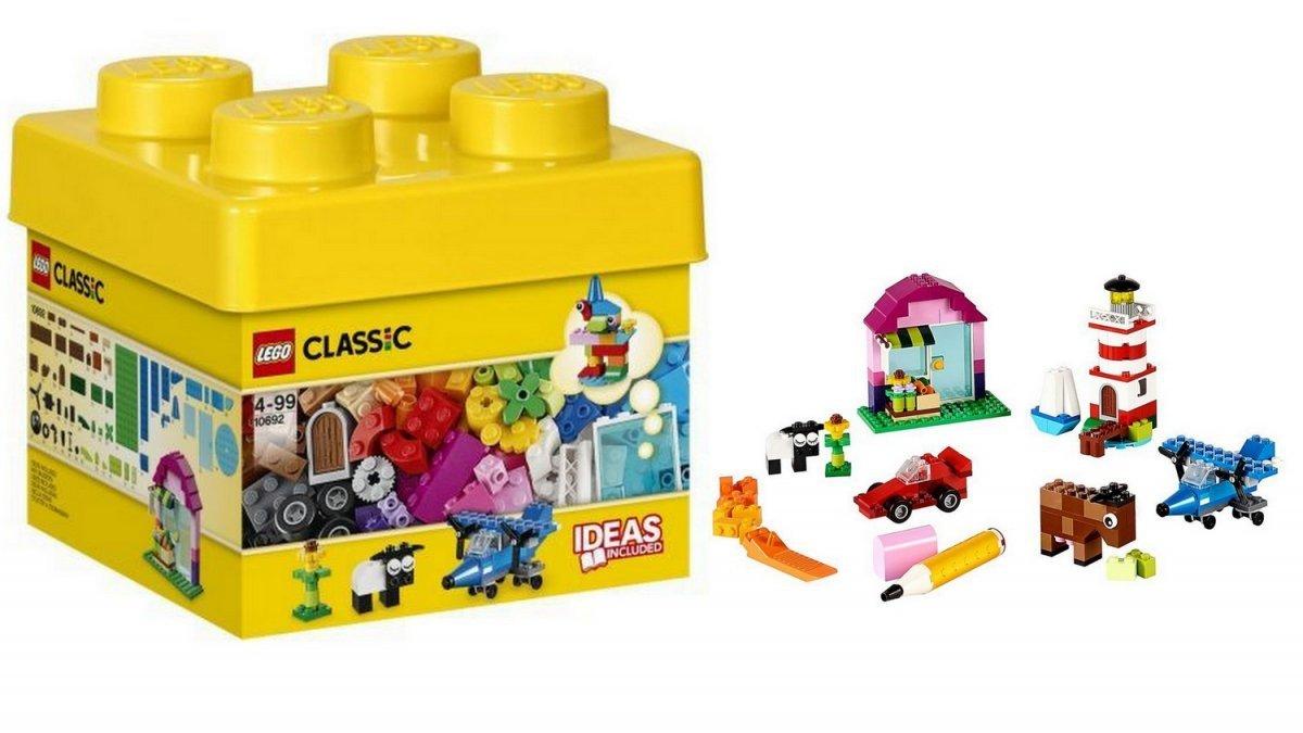 Lego Classic 10692 Zestaw Klocki Kreatywne Pudełko Classic Lego