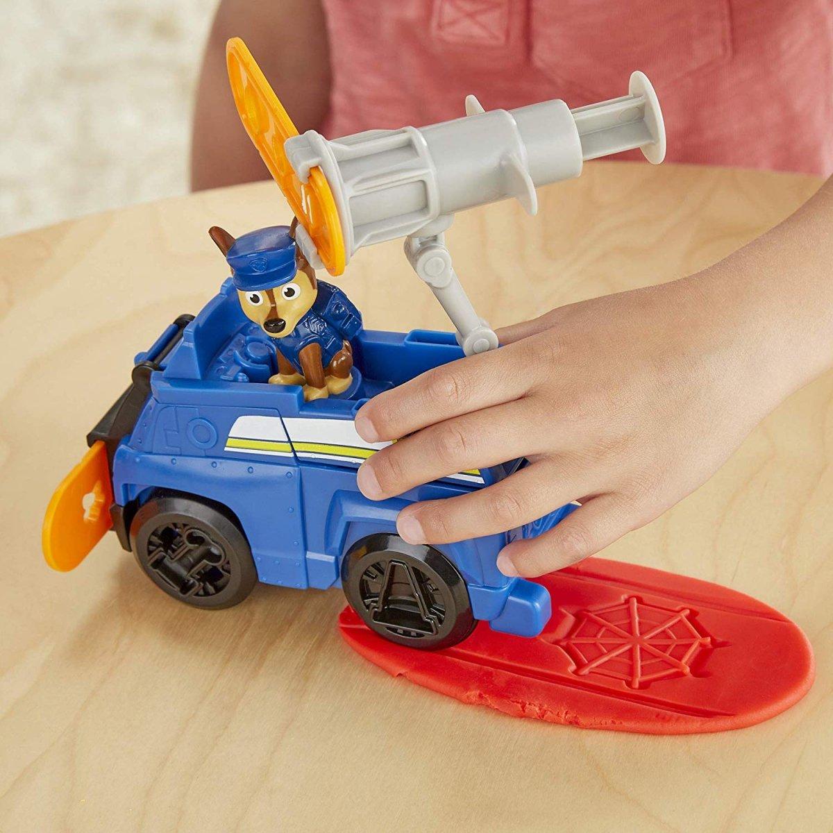Play Doh PSI PATROL Chase Pojazd Ciastolina Hasbro E6924