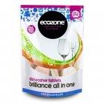 Ecozone Tabletki do zmywarki 5w 1 (25 szt)