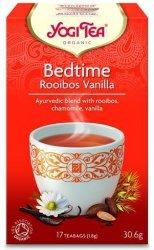 YOGI TEA® Herbata Na sen rooibos wanilia BEDTIME ROOIBOS VANILLA