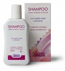 Argital Szampon do włosów suchych i normalnych 250 ml.