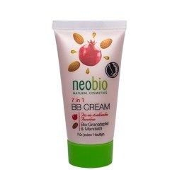 Neobio Krem BB 7w1 z bio-granatem i olejem migdałowym