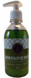 Alepeo Mydło Alep w płynie 20% laurie 500 ml.