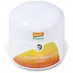 Martina Gebhardt  Happy Aging krem dla skóry dojrzałej 15ml.