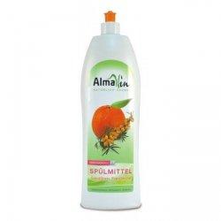 AlmaWin Płyn do mycia naczyń Rokitnik i mandarynka 1 litr