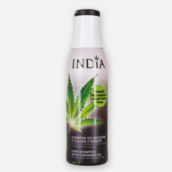 India Cosmetics Szampon do włosów 400ml