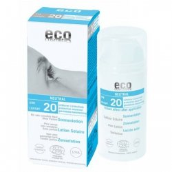 eco cosmetics emulsja na słońce faktor SPF 20 NEUTRAL
