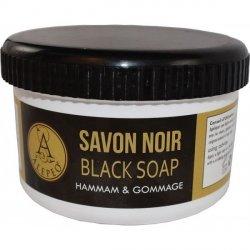 Alepeo Czarne Mydło Alep Savon Noir 250G