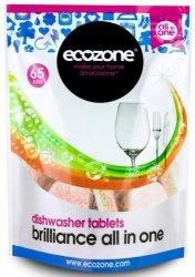 Ecozone Tabletki do zmywarki 5w 1 (65 szt)