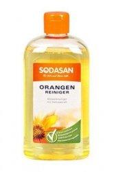 Sodasan  Uniwersalny środek do czyszczenia na bazie  olejku z pomarańczy 0,5l.