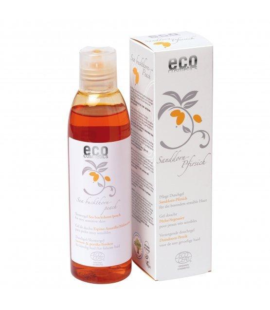 Eco Cosmetics żel pod prysznic z rokitnikiem i brzoskwinią 200 ml.