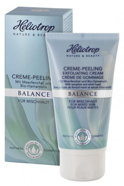 Heliotrop BALANCE  PEELING DO TWARZY 75 ml.