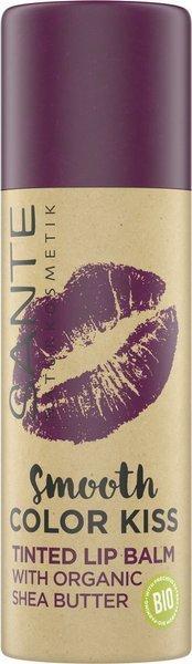 Sante Naturkosmetik Koloryzujący balsam do ust 03 SOFT PLUM / delikatna śliwka
