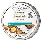 Eubiona Masło shea z olejem arganowym i witaminą E
