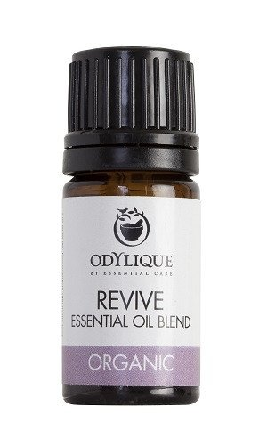 Odylique by Essential Care organiczna mieszanka olejków eterycznych Rewitalizacja, 5 ml