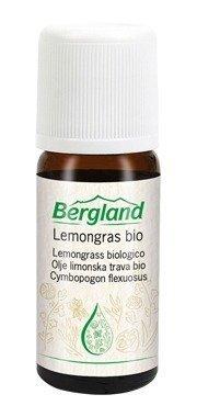 Bergland Olejek eteryczny TRAWA CYTRYNOWA BIO 10 ml