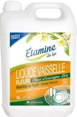 EDL Etamine Du Lys płyn do mycia naczyń kwiaty pomarańczy 5l