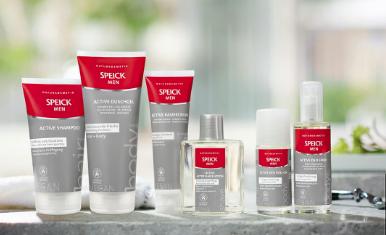 Speick Men Active wzmacniający szampon do włosów z naturalną kofeiną 150 ml