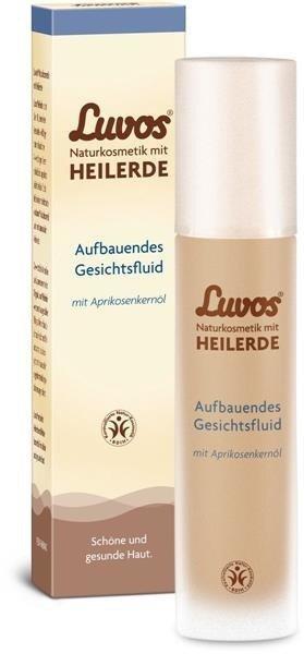 Luvos® Krem nawilżająco-rewitalizujący z glinką mineralną 50 ml
