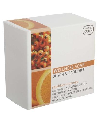 Speick Wellness mydło Rokitnik i Pomarańcza 200 g