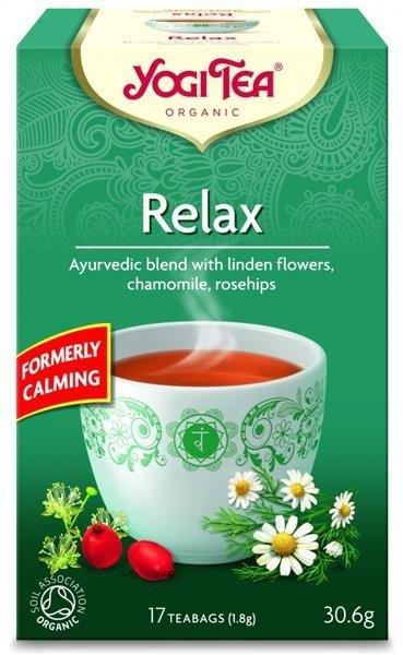 YOGI TEA Herbata Relax RELAX