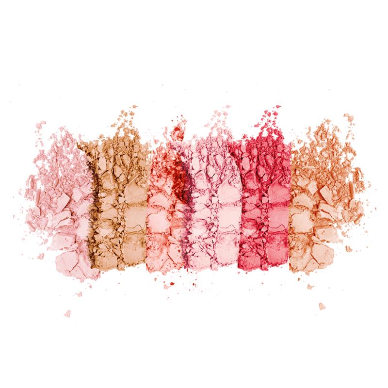 Sante Naturkosmetik Wielofunkcyjny róż do policzków 01 CORAL