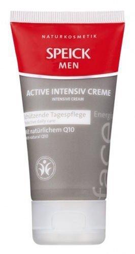 Speick Men Active Intensywny krem nawilżająco-łagodzący do twarzy z koenzymem Q10 50 ml
