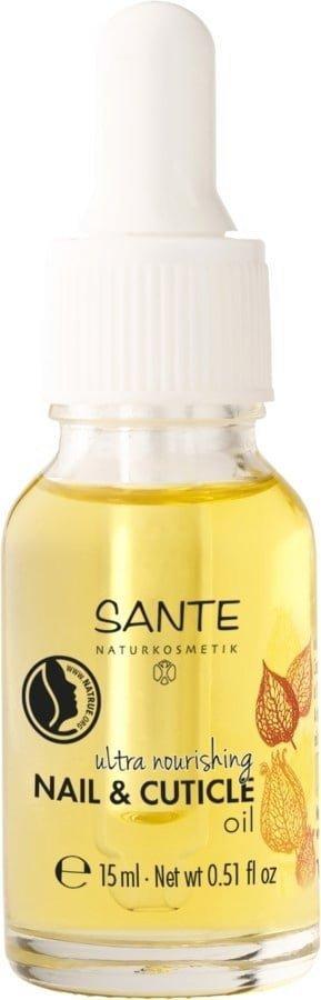 Sante Naturkosmetik  Ultra odżywczy olejek do pielęgnacji paznokci i skórek