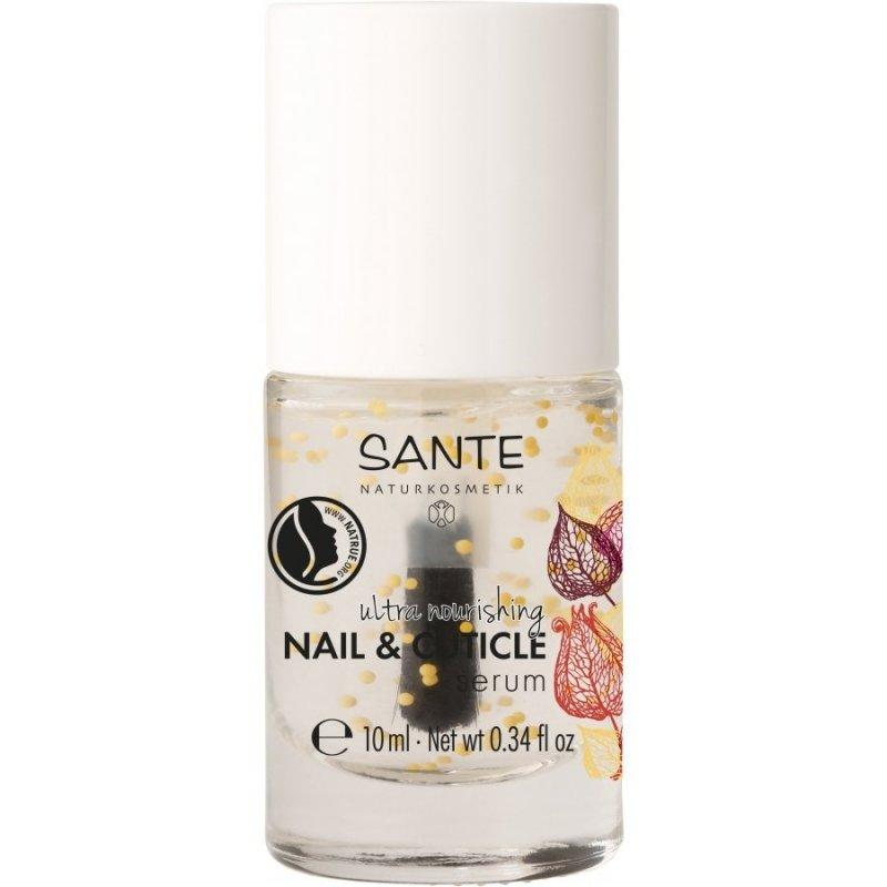 Sante Naturkosmetik Ultra odżywcze serum do paznokci