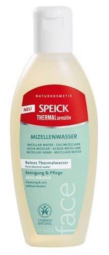 Speick Thermal Sensitiv woda micelarna do oczyszczania twarzy z wodą termalną i ekstraktem z alg 200 ml