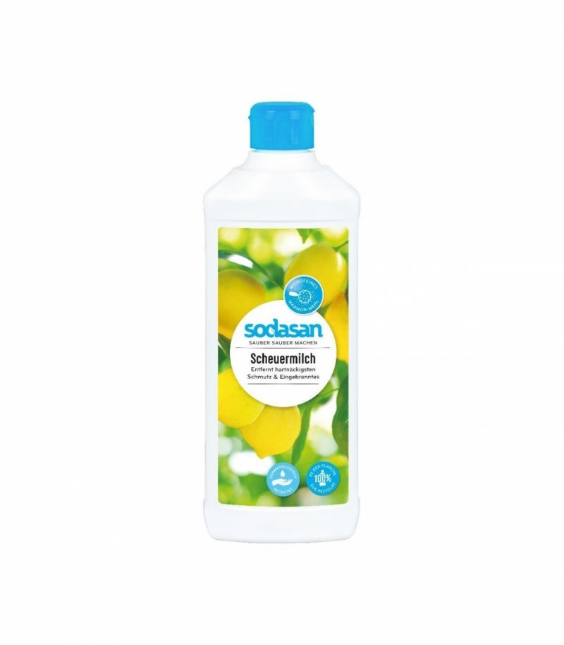 Sodasan Ekologiczne mleczko do czyszczenia 500ml.