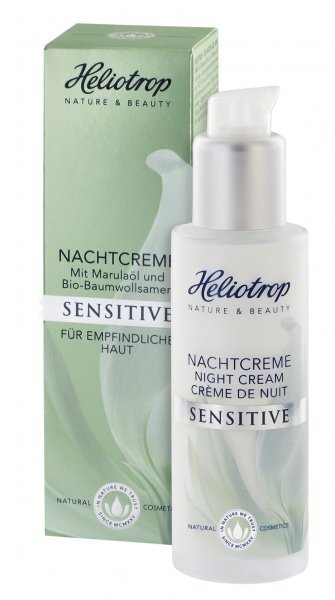 Heliotrop SENSITIVE Krem na noc 50 ml