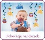 Dekoracje na Roczek