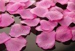 Płatki róż różowe 100 szt PLRD100-006