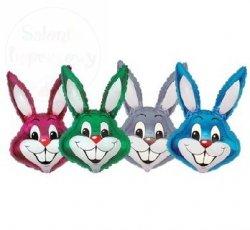 Balon foliowy 24 Rabbit  (niebieski)