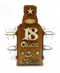 Karafka  Butelka Otwórz bo możesz 18-stka