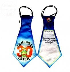 Krawat Mega Żajebisty 30 latek