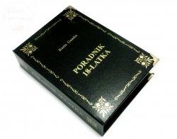 Ksiązka kasetka  Poradnik 18-LATKA
