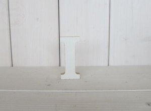 Litera drewniana wys. 18 cm I 1szt