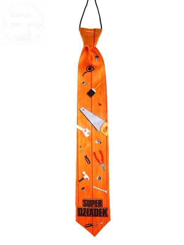 """Krawat Premium """" Super Dziadek """" - Narzędzia"""